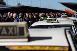 Los taxistas de Madrid desconvocan la huelga