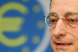 Draghi cree que la inyección de liquidez a los bancos ha evitado el colapso