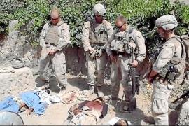 EEUU deplora la profanación de cadáveres de talibanes por parte de sus soldados