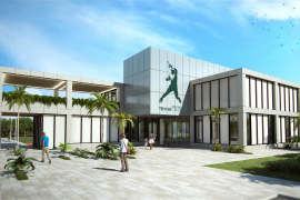 Rafael Nadal inaugurará su primer centro de tenis en México
