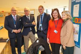 Armengol apoya la figura del relator para resolver la crisis de Cataluña con diálogo