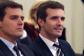 PP, Ciudadanos y VOX llaman a manifestarse este domingo en Madrid contra Sánchez