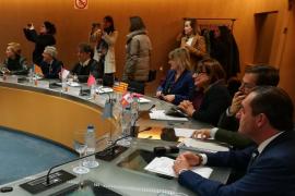 El Estado prepara un plan para «garantizar el acceso» de británicos a Baleares ante el Brexit