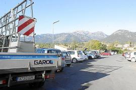 Territori da dos meses a Campanet para legalizar el párking construido en rústico