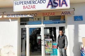 La Guardia Civil busca al joven que asaltó un local de Formentera armado con un hacha