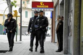 Piden más de 30 años de cárcel para una banda de tironeros que actuaba en Palma