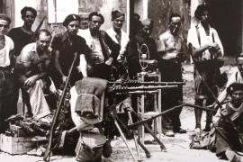 La exposición que repasa la historia de la radio en Ibiza, en imágenes (Fotos: Daniel Espinosa).