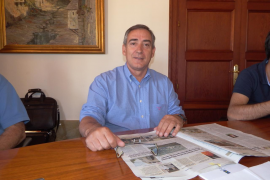 Carlos Simarro repite como candidato del PP a la alcaldía de Sóller por cuarta vez
