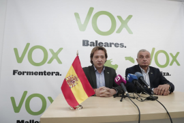 Jorge Campos, sobre Bauzá: «Me gustaría que se afiliara a Vox, ¿por qué no?»