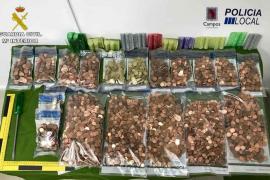 Detenido por al menos quince robos en Campos, sa Rápita y la Colònia