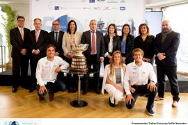 Un 50º Trofeo SAR Princesa Sofía de vela que bate récords