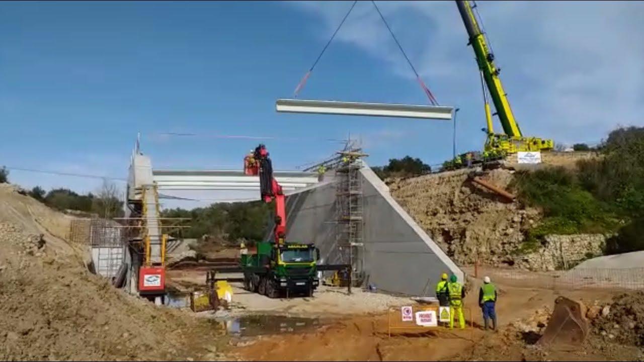 Un paso más cerca de la reconstrucción del puente de Artà