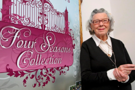 Fallece Rosamunde Pilcher, autora de 'Los buscadores de conchas'