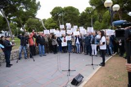 La familia de Malén Ortiz convoca una concentración en Calvià para reclamar avances en la investigación