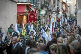 La junta directiva de la Asociación de Cofradías de Palma dimite en pleno