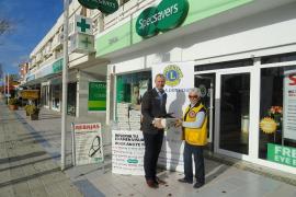 Specsavers Ópticas renueva su acuerdo solidario de colaboración con el Club de Leones