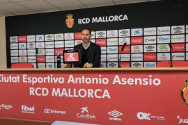 Vicente Moreno: «Mi futuro es lo que menos me preocupa»