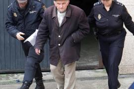 En libertad el anciano que raya coches, que podría ser internado