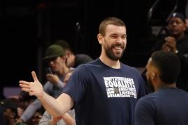 Los Grizzlies retirarán la camiseta de Marc Gasol, primer español en lograrlo