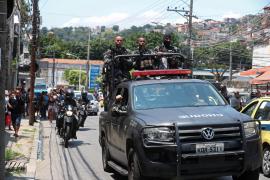 Al menos 13 muertos en un tiroteo en una favela de Río de Janeiro