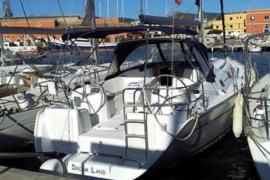 El 'Dream land', el velero que desapareció con tres tripulantes, ya está en Palma