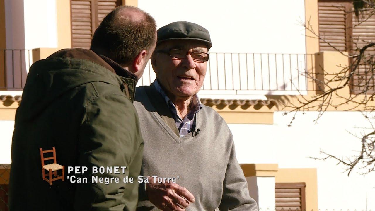 Pep Bonet, de Can Negre: «La calç, per ser bona, ha de ser molt blanca i forta»
