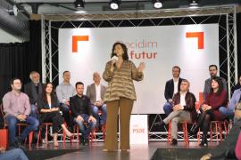 La vicepresidenta Carmen Calvo anuncia el régimen especial para Baleares