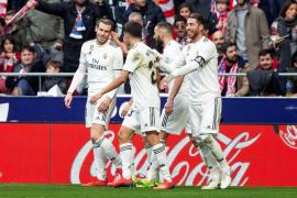 El Real Madrid cree en la Liga