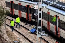 Una concatenación de errores humanos, posible causa del accidente ferroviario de Cataluña