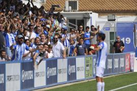 El Atlético Baleares quiere blindar su fortín