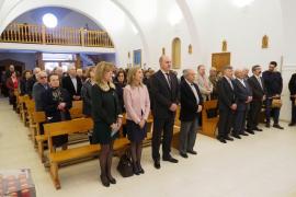 El homenaje a los mayores de Santa Eulària, en imágenes (Fotos: Marcelo Sastre).