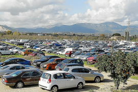 Cort no retira coches de las calles de Palma porque el depósito está saturado