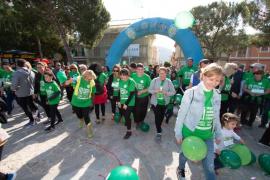 Andratx hace camino en la lucha contra el cáncer
