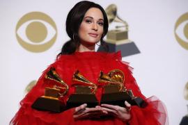 Kacey Musgraves reina en unos Grammys históricos para Cardi B y Childish Gambino