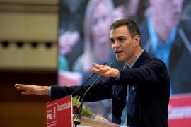 Sánchez acusa a los independentistas y las derechas de vivir mejor en la confrontación