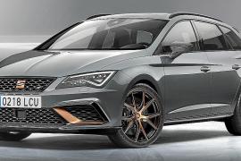 Nuevo SEAT León ST Cupra R