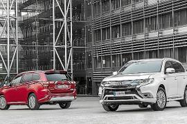 Las ventas globales de Mitsubishi, al alza