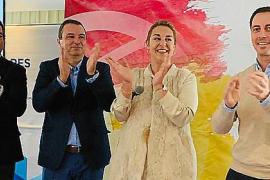 Presentación del candidato del PP en Calvià