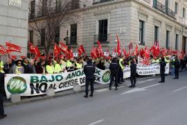 Cemex ha retomado la negociación del despido colectivo que afecta a 188 empleados
