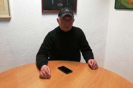 Un jubilado mallorquín, indignado con la Justicia: «Necesito cortar las calles»