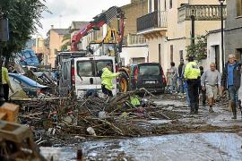 El Consell paga tres millones de ayuda que pidió a los municipios para Sant Llorenç