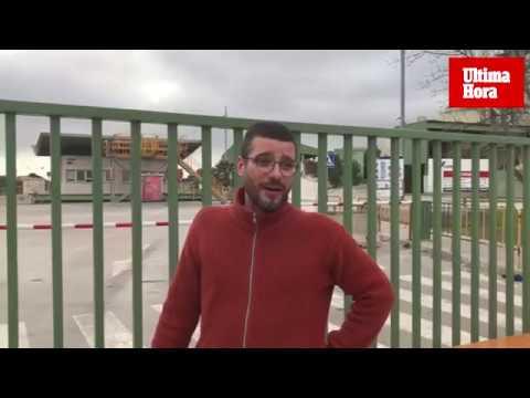 Afectados por el ERE de Cemex en Lloseta: «¿Cómo voy a coger un puesto fuera y dejar aquí mujer y 4 hijos?»