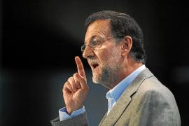 Rajoy asegura que su rumbo es correcto y que recuperará la reputación de España