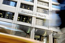 S&P dice que la eurozona tiene un 40% de posibilidades de entrar en recesión