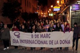 Las mujeres salen a la calle