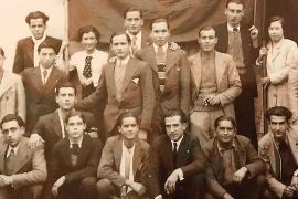 Presentación del libro 'Treballadors, sindicalistes i clandestins' en Fàbrica Ramis