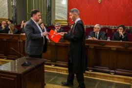 El abogado de Junqueras afirma que la causa «atenta contra la disidencia política»