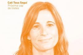 Cati Tous, candidata de Can Picafort Unit a la alcaldía de Santa Margalida