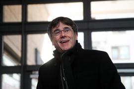 Puigdemont dice que el único fallo justo será «la absolución»