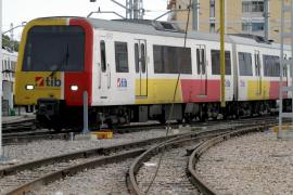 SFM refuerza el servicio para Sant Antoni, con trenes Palma-Sa Pobla toda la noche